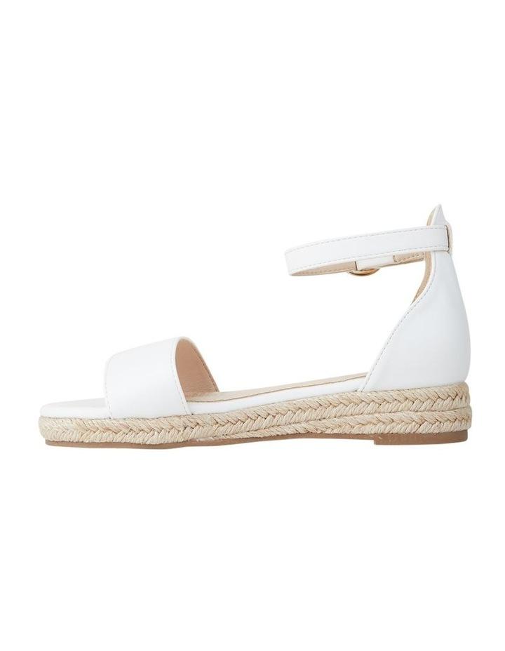 MC Livia White Sandals image 2
