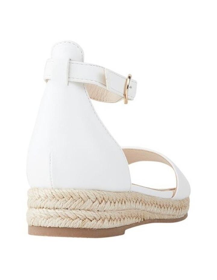 MC Livia White Sandals image 3