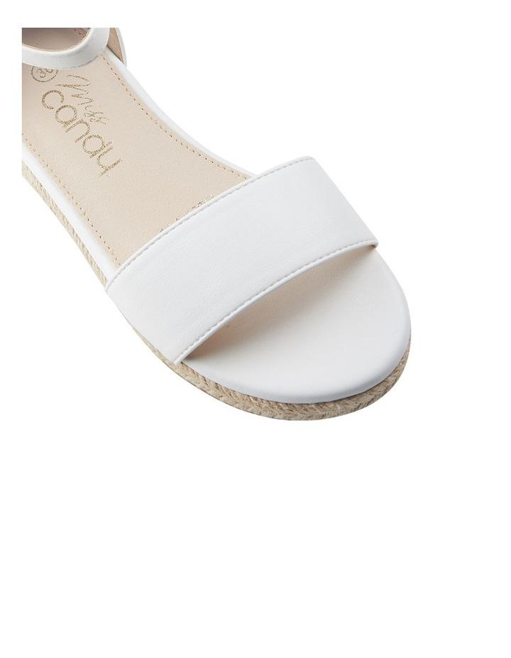 MC Livia White Sandals image 4