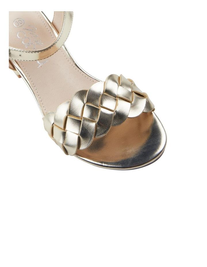 MC Loretta Platinum Sandals image 4