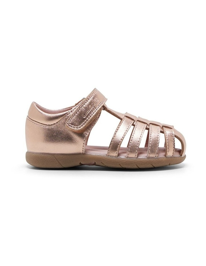 Shelly Rose Gold Sandals image 1