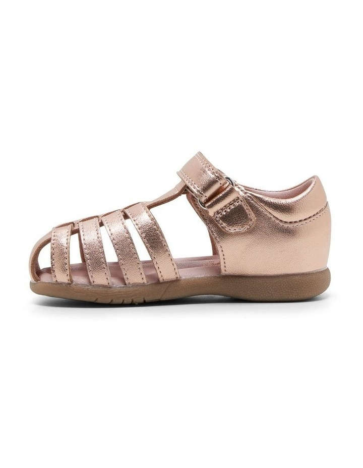 Shelly Rose Gold Sandals image 2