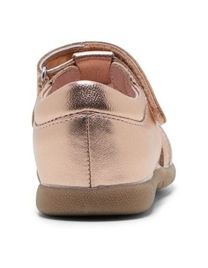 Shelly Rose Gold Sandals image 3