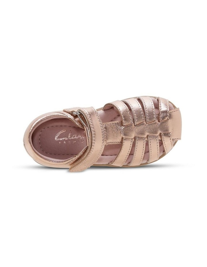 Shelly Rose Gold Sandals image 4