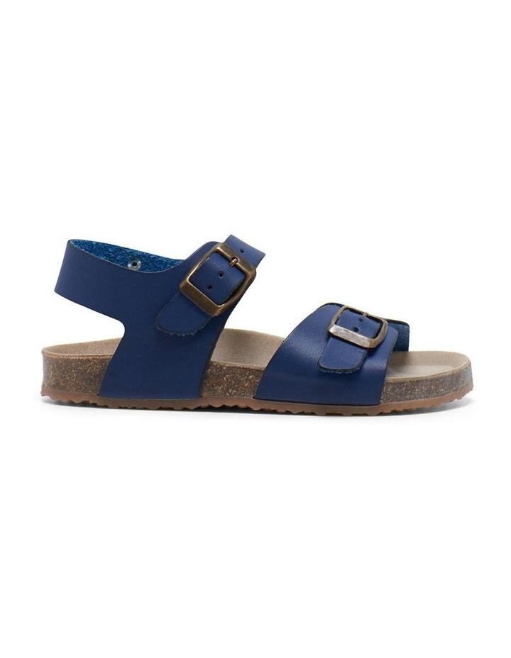 Brock Navy Sandals image 1