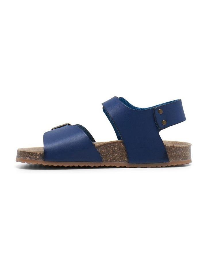 Brock Navy Sandals image 2
