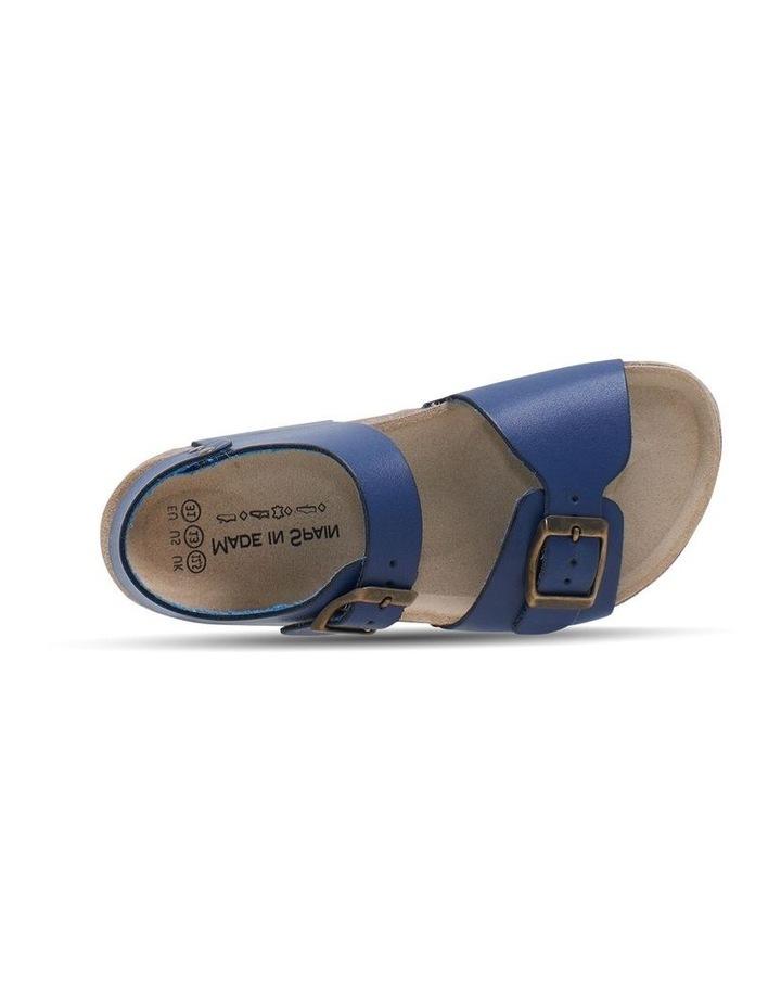 Brock Navy Sandals image 4