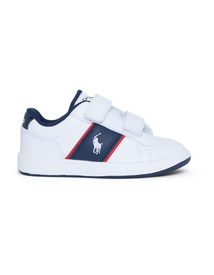 Oakview II Infant White Sneakers image 1