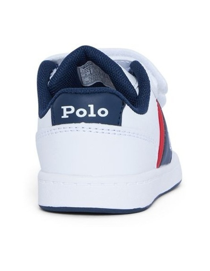 Oakview II Infant White Sneakers image 3
