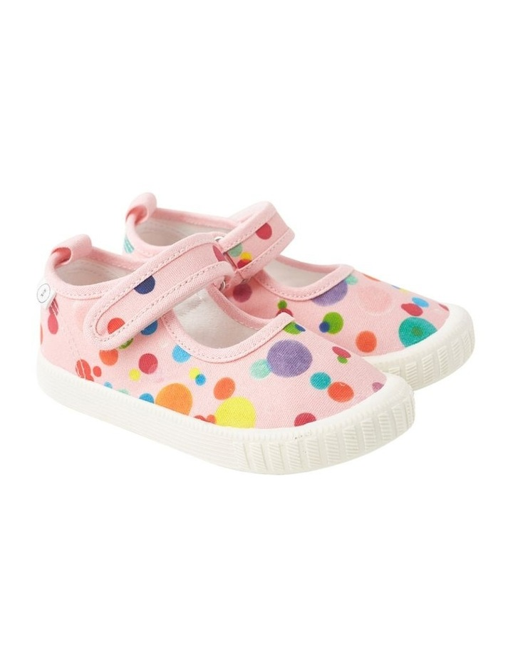 Classic Mary Jane - Dottie Pink Sneakers image 3
