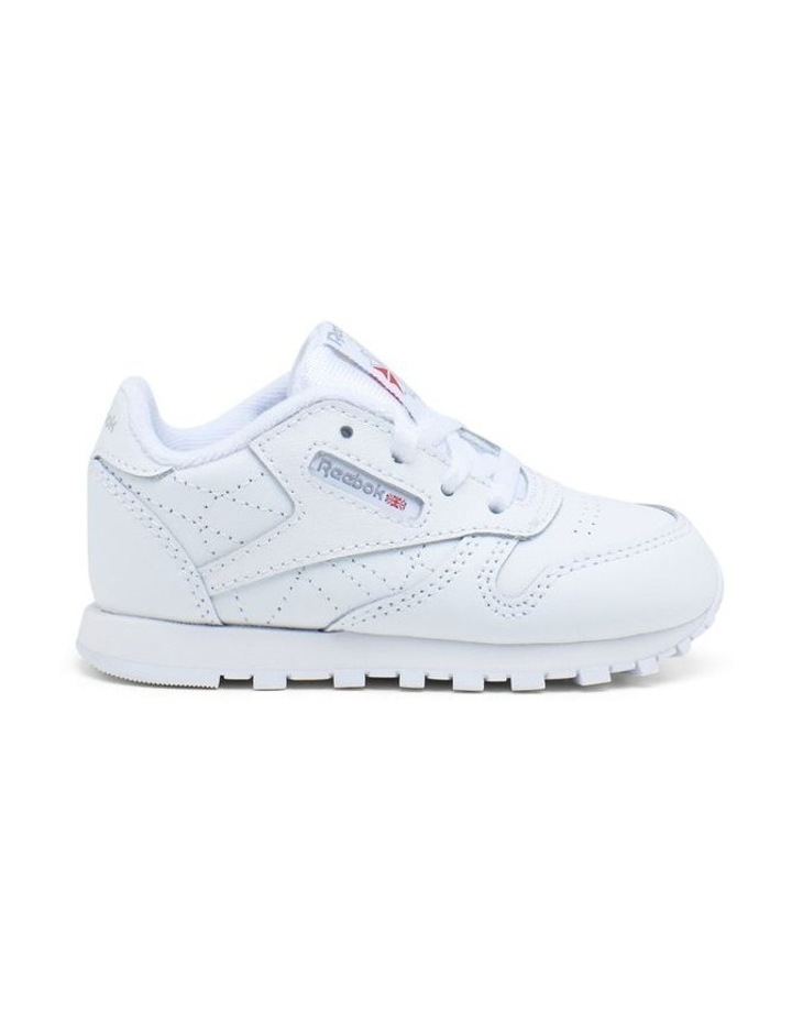 Classic Leather Infant Boys Sneakers image 1