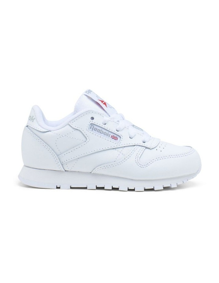 Classic Leather Pre-School Boys Sneakers image 1
