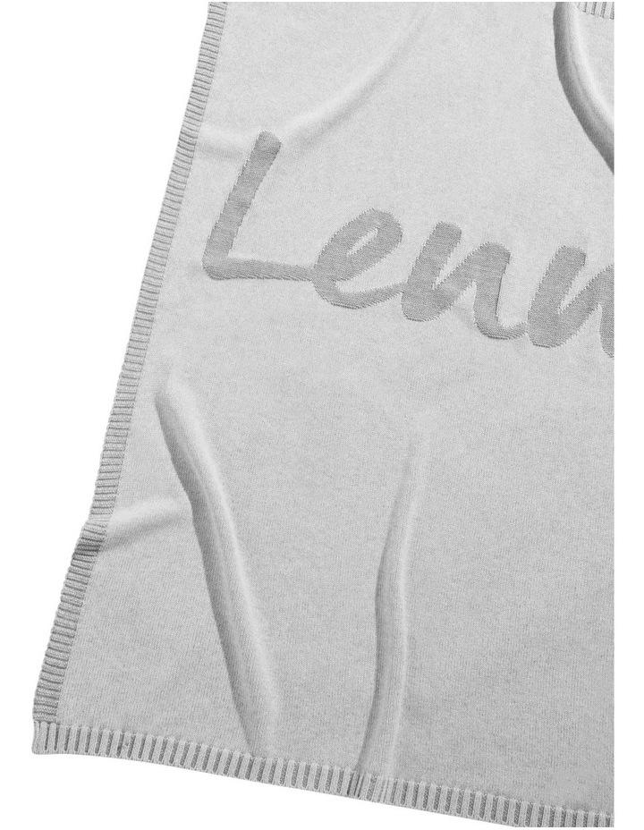 Grey Marle Pearl Blanket (Personalise Me!) image 1