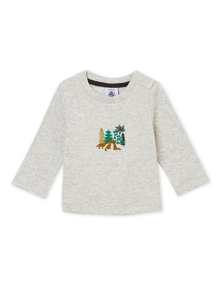 Boys Long Sleeve T-Shirt  44378 image 1