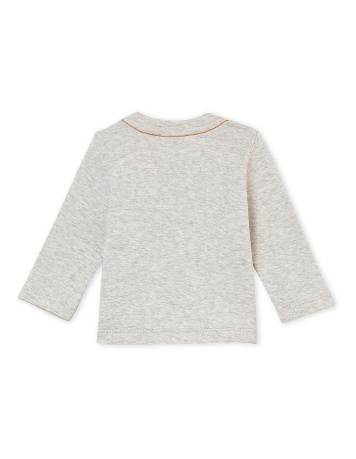 Boys Long Sleeve T-Shirt  44378 image 2