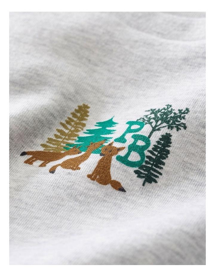 Boys Long Sleeve T-Shirt  44378 image 3