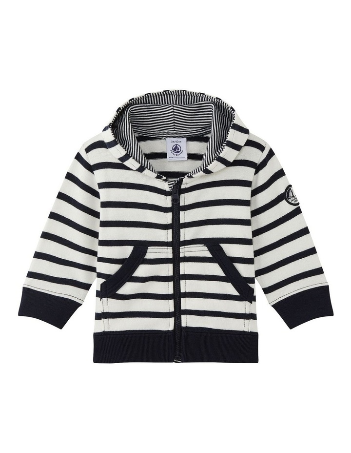Boys Hooded Sweater image 1