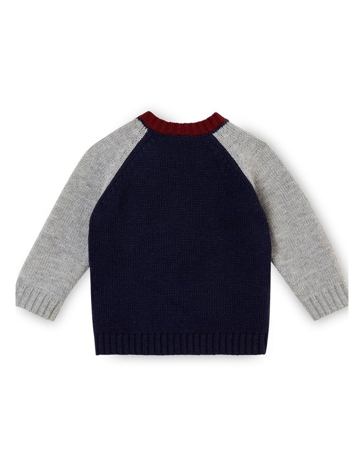 Boys Knitted Sweater 44394 image 2