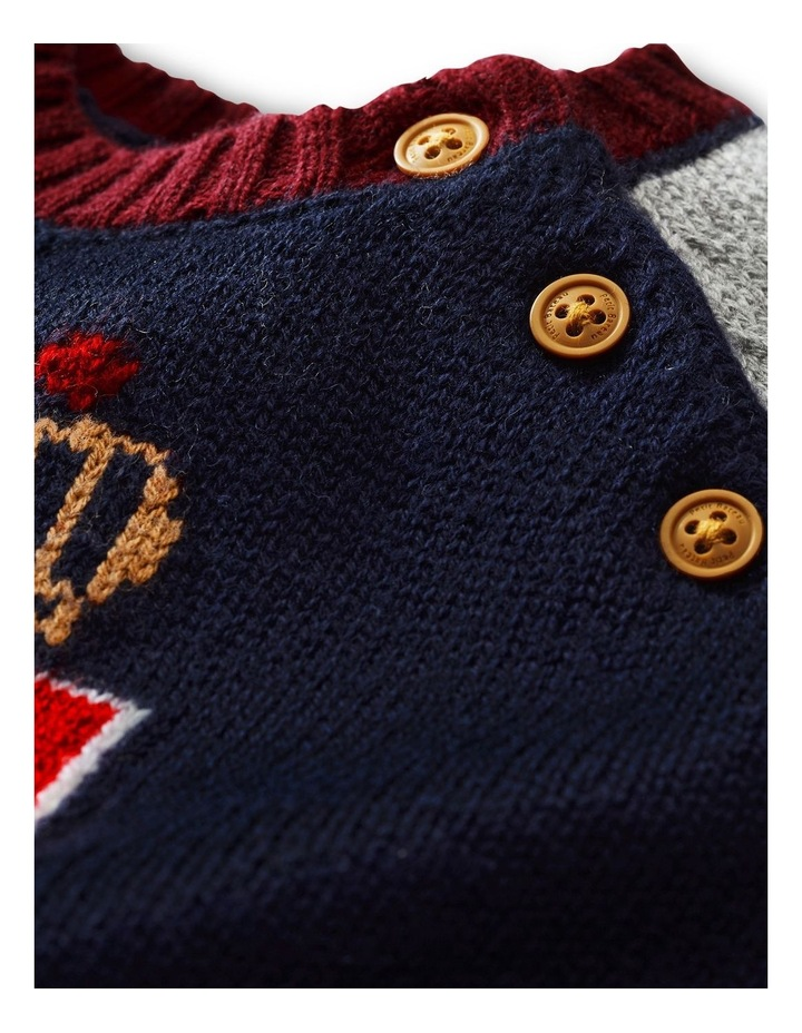 Boys Knitted Sweater 44394 image 3