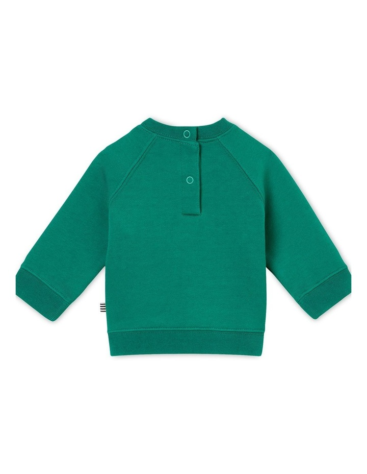 Boys Printed Sweat Top 44674 image 2