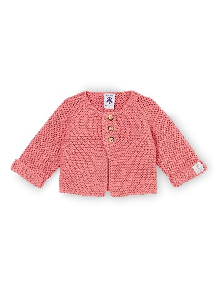 Girls Knit Cardigan 43861 image 1