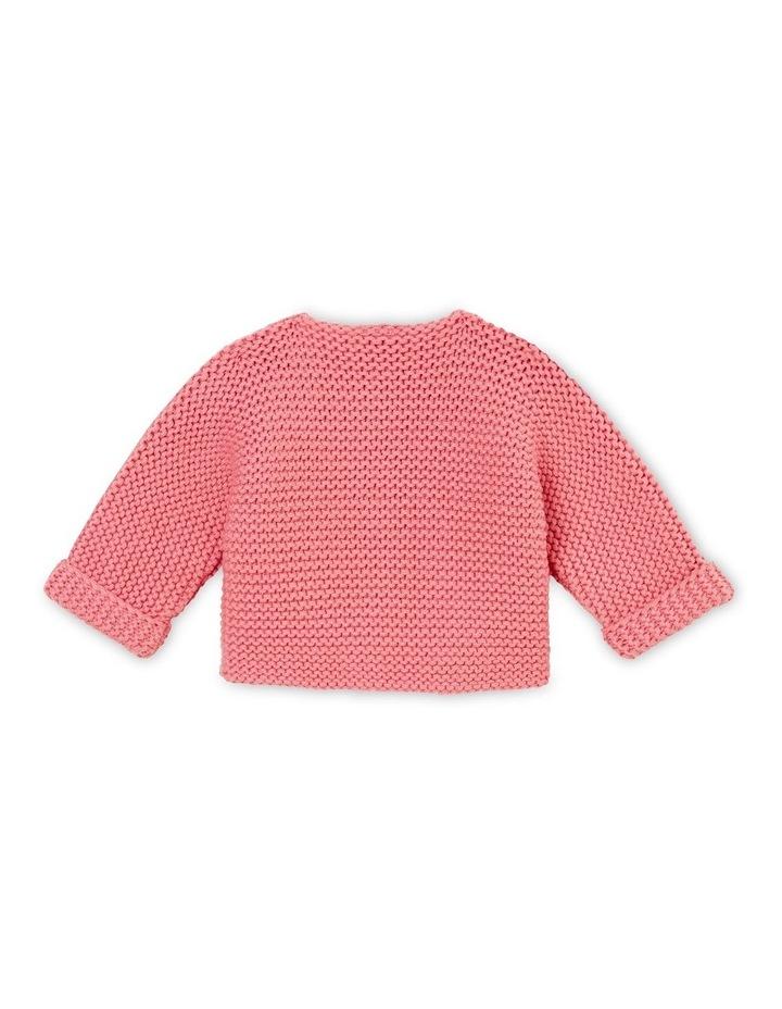 Girls Knit Cardigan 43861 image 2