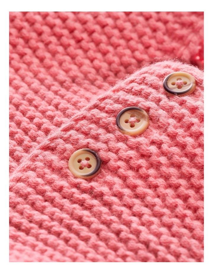 Girls Knit Cardigan 43861 image 3