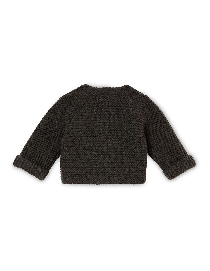 Unisex Knit Cardigan 43861 image 2