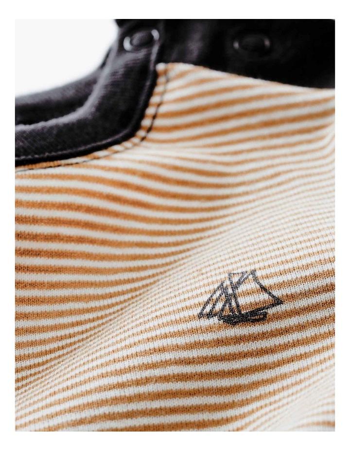 Boys Striped Long Sleeve T-Shirt 45857 image 3