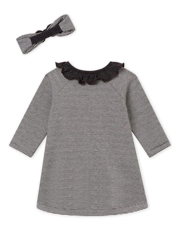 Girls Dress With Matching Headband 44333 image 2