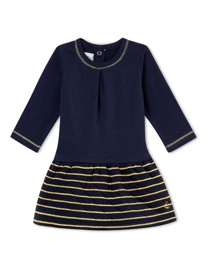 Girls Long Sleeve Dress 45856 image 1