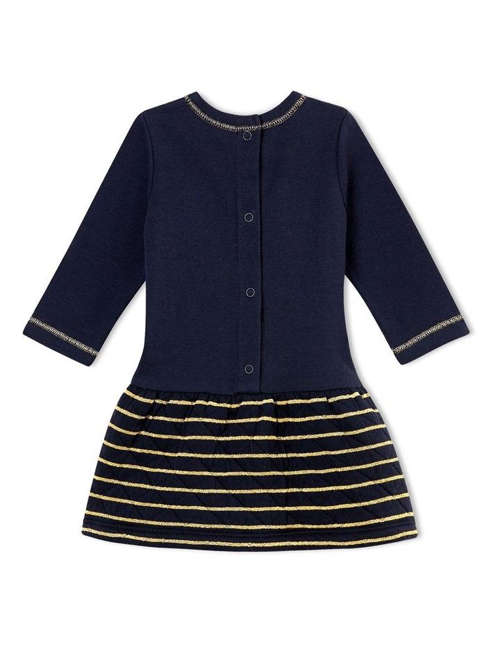Girls Long Sleeve Dress 45856 image 2