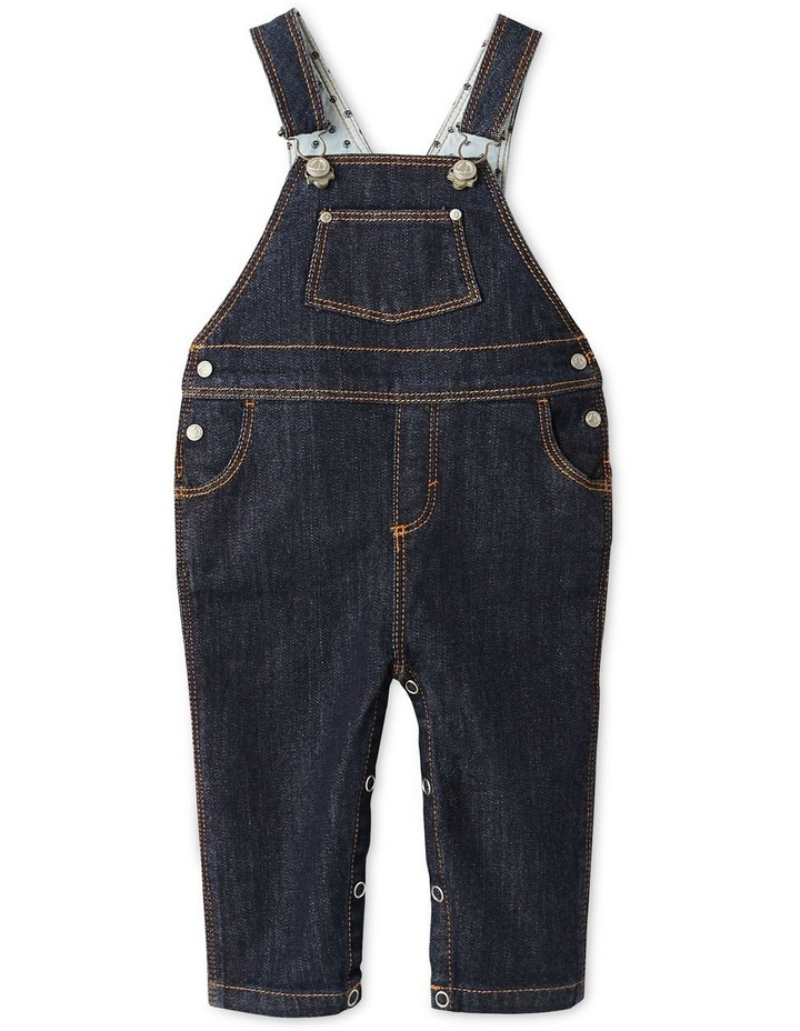Boys Denim Overalls 13001 image 1