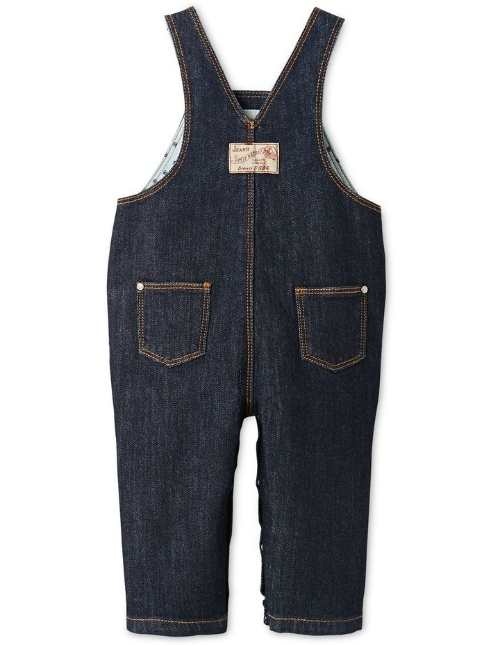 Boys Denim Overalls 13001 image 2