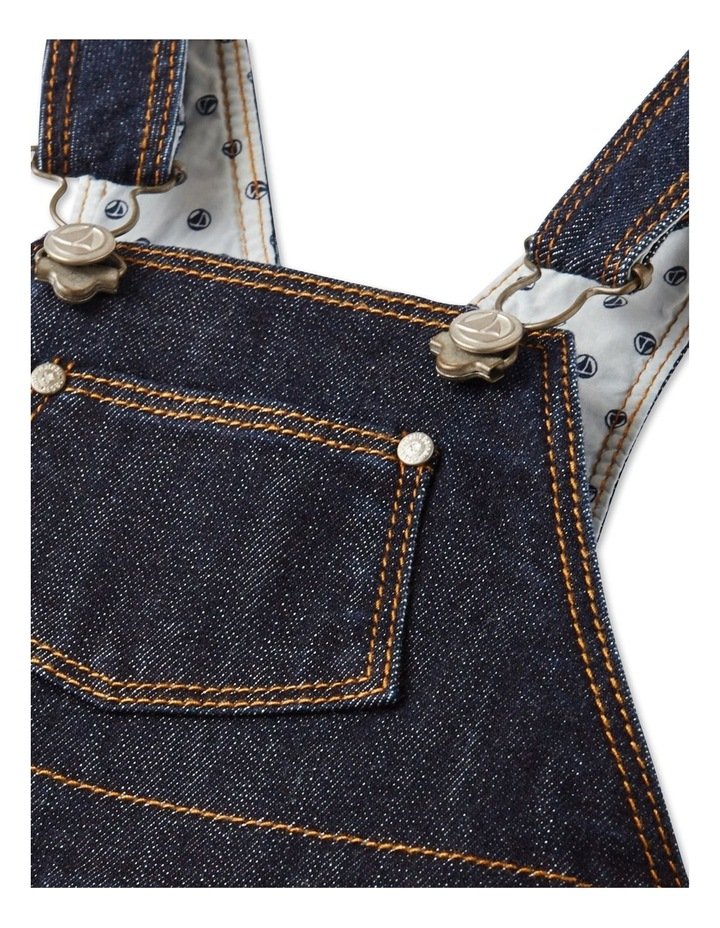 Boys Denim Overalls 13001 image 3