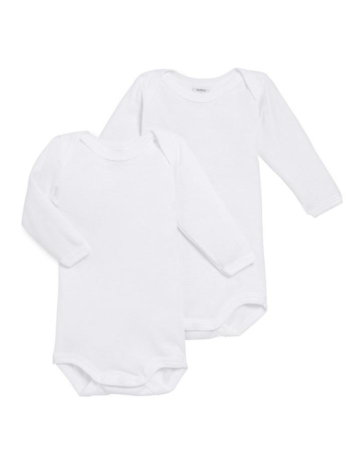 Newborn 2 Pack Bodysuits image 1