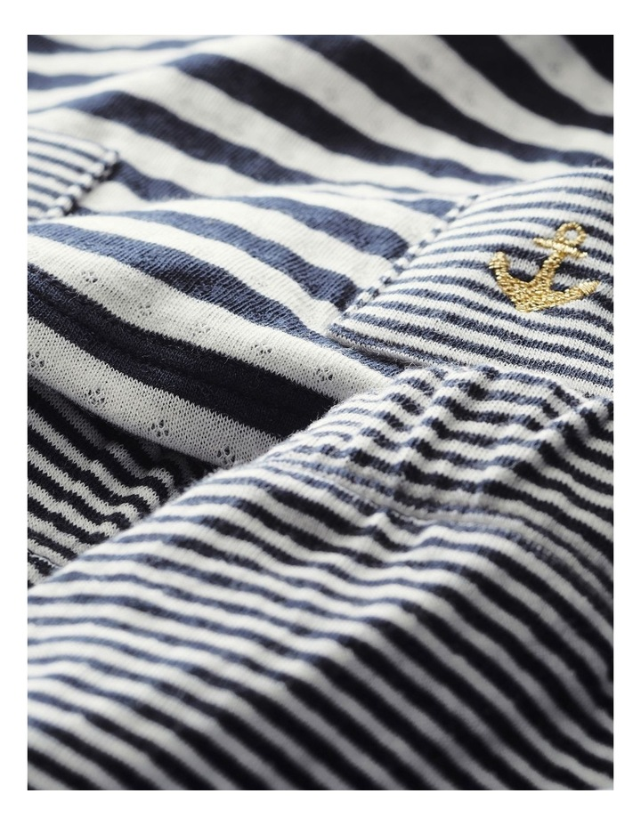 Boys Striped Top And Bottom Outfit 44087 image 3