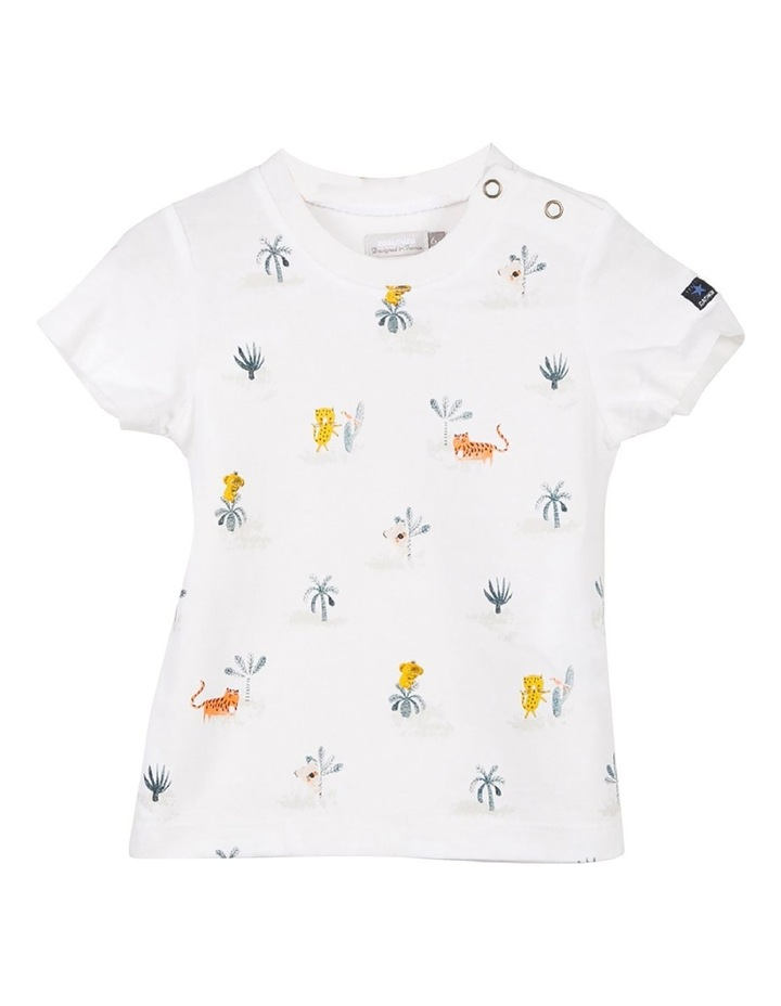 Catimini Boys Short Sleeve T-shirt image 1