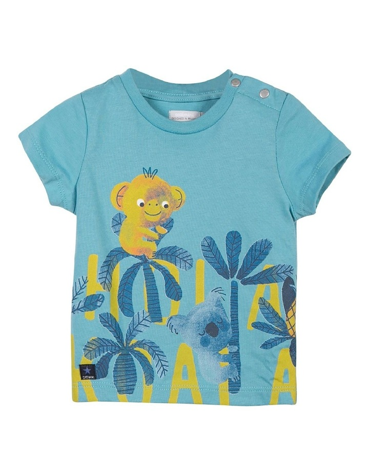 Catimini Boys Short Sleeve T-Shirt image 1