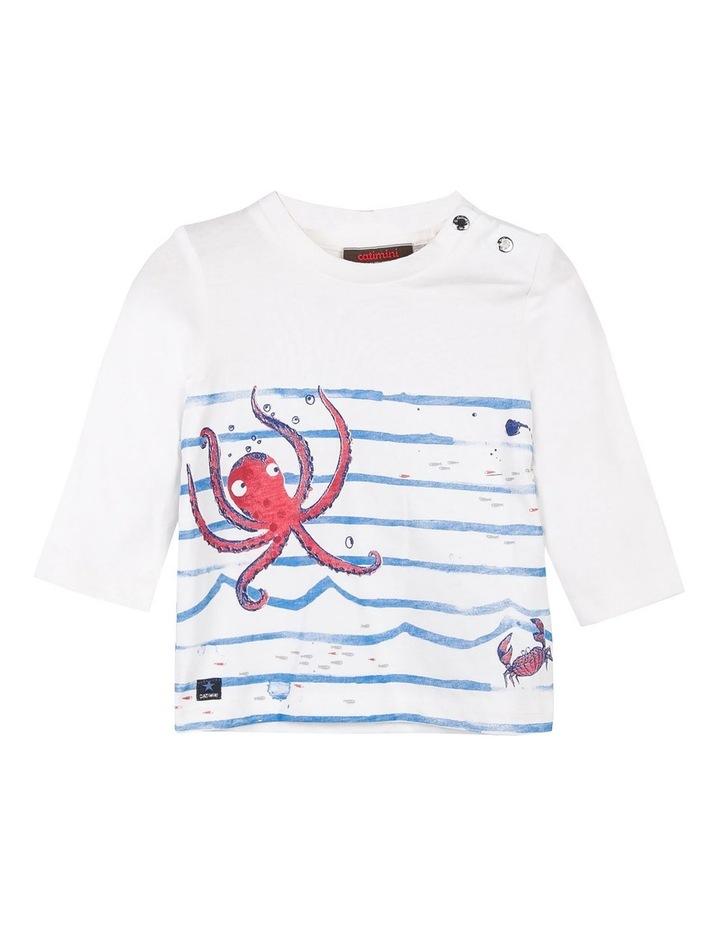 Catimini Boys Long Sleeve T-Shirt image 1