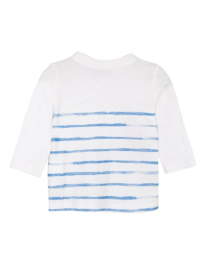 Catimini Boys Long Sleeve T-Shirt image 2