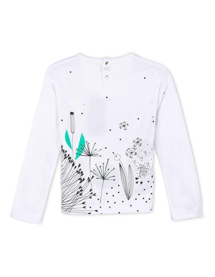 Catimini Girls Long Sleeve T-Shirt image 2