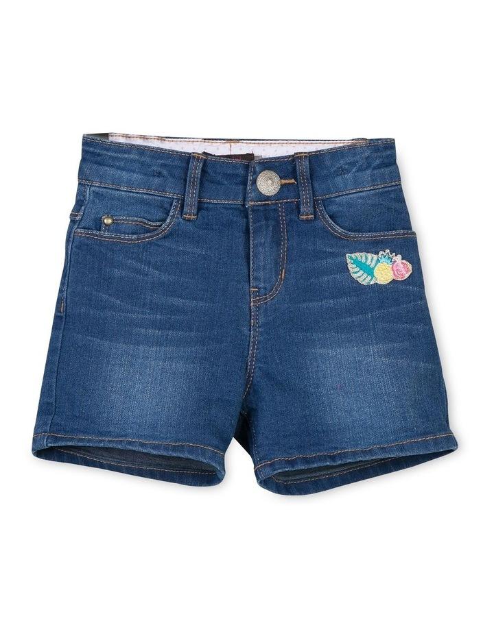 Girls Denim Shorts image 1