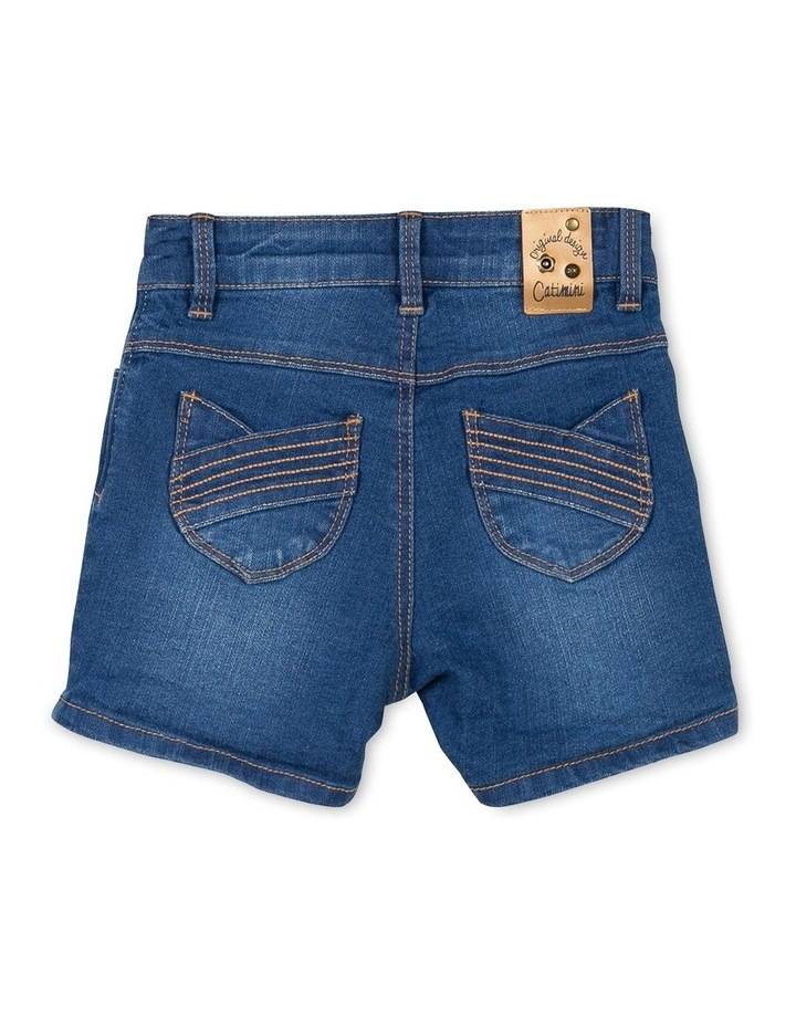 Girls Denim Shorts image 2