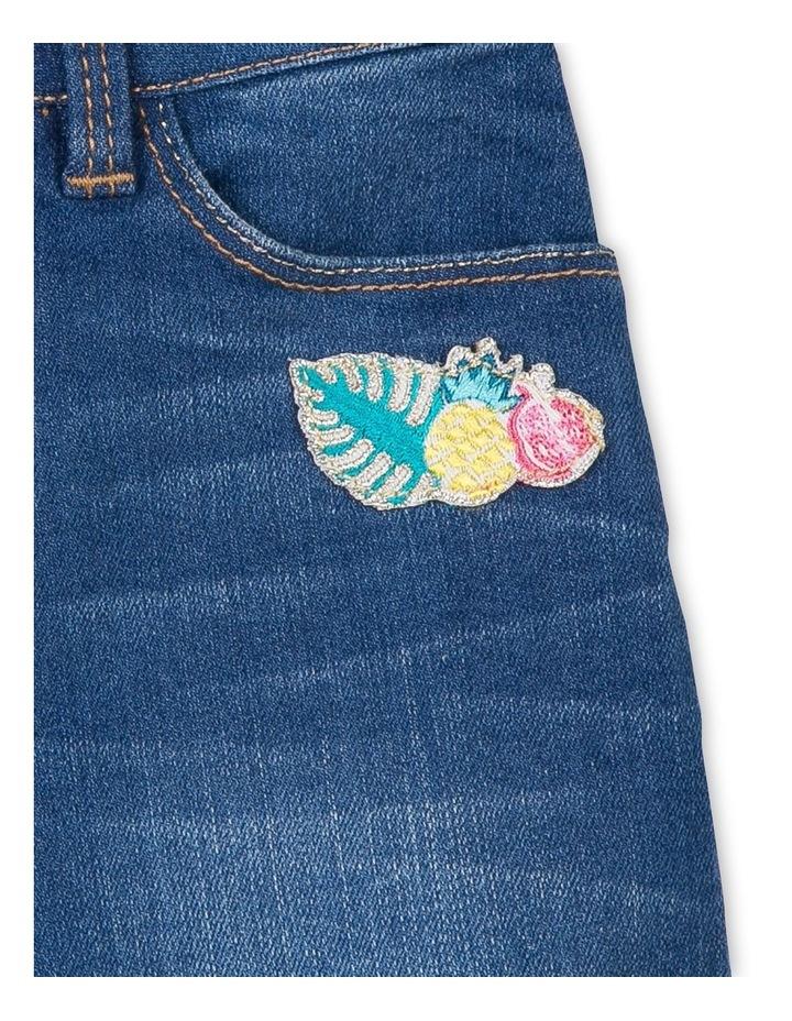 Girls Denim Shorts image 3