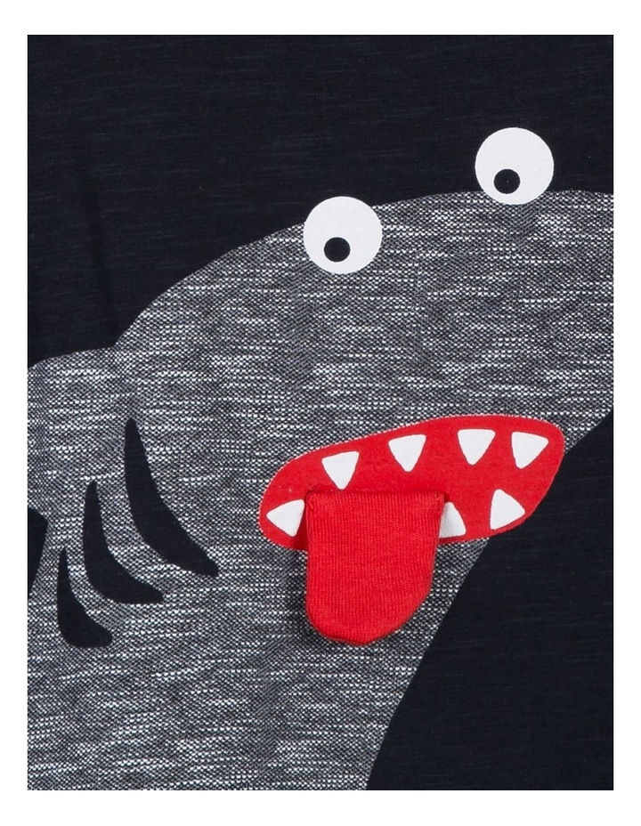 Catimini Boys Short Sleeve T-Shirt image 2