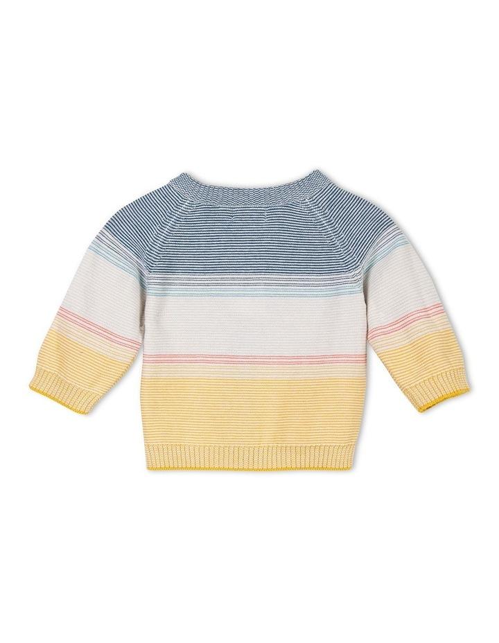 Catimini Boys Knitted Cardigan image 2