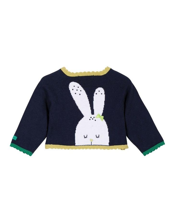 Catimini Girls Knitted Cardigan image 2