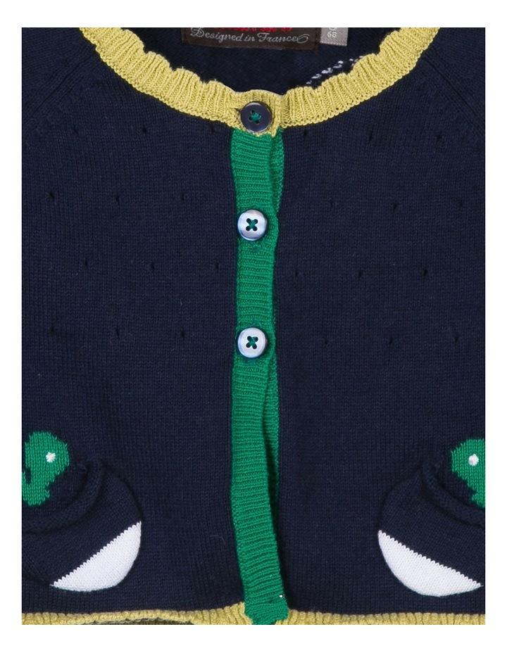 Catimini Girls Knitted Cardigan image 3