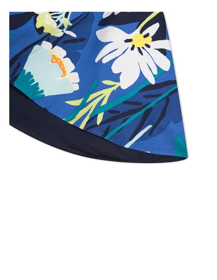 Girls Floral Print Dress image 4